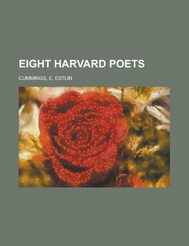 9781151489456: Eight Harvard Poets