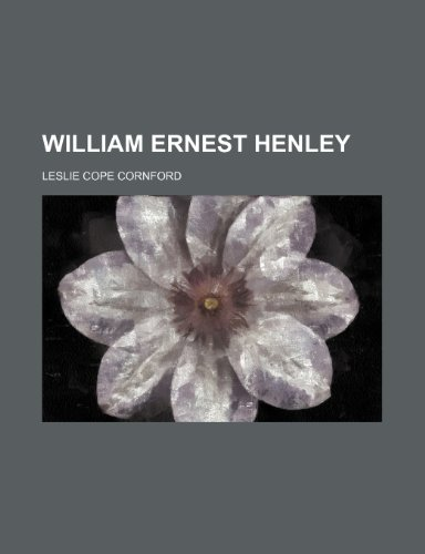 9781151569264: William Ernest Henley