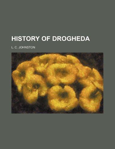 9781151585462: History of Drogheda