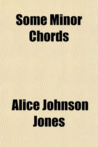 9781151601995: Some Minor Chords