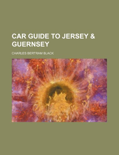 9781151633736: Car guide to Jersey & Guernsey