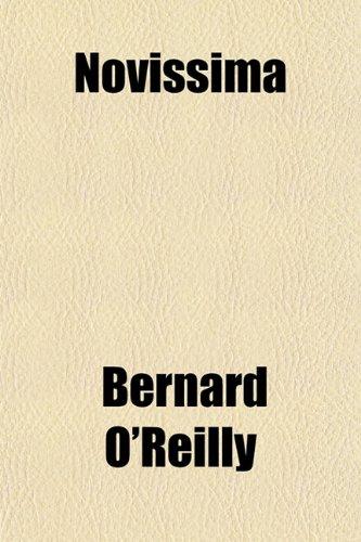 Novissima (1151758779) by Bernard O'Reilly