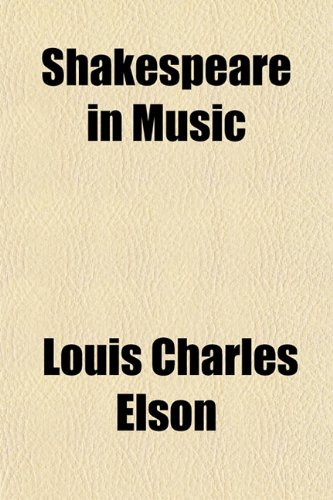 9781151817860: Shakespeare in Music