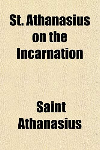 9781151824301: St. Athanasius on the Incarnation