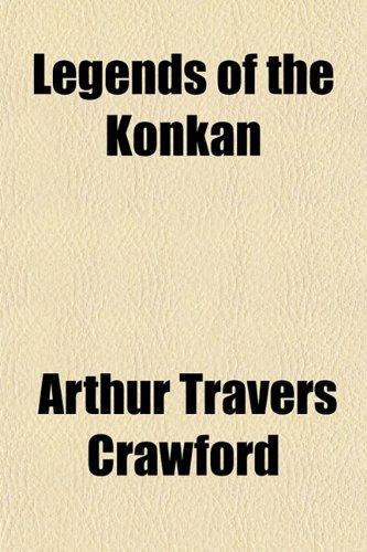 9781151837554: Legends of the Konkan