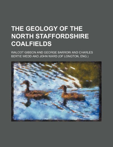 9781151848345: The geology of the north Staffordshire coalfields
