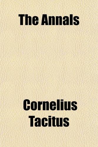 ANNALS: TACITUS