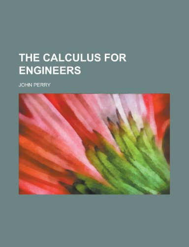 9781151942166: The Calculus for Engineers