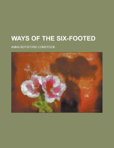 9781152016248: Ways of the Six-Footed