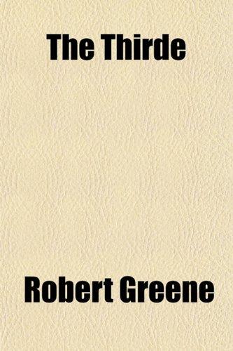 The Thirde (9781152065079) by Greene, Robert
