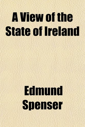 9781152102668: A View of the State of Ireland