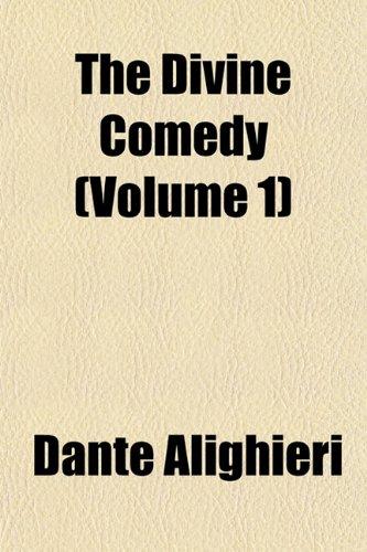 9781152236738: The Divine Comedy (Volume 1)
