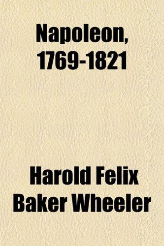 9781152430594: Napoleon, 1769-1821