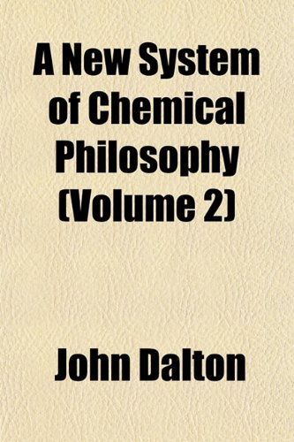 9781152439214: A New System of Chemical Philosophy (Volume 2)