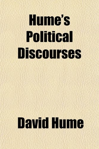 9781152545076: Hume's Political Discourses