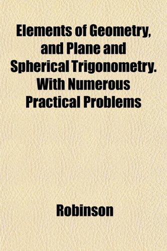 Book trigonometry plane spherical and