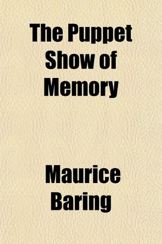 9781152698307: The Puppet Show of Memory