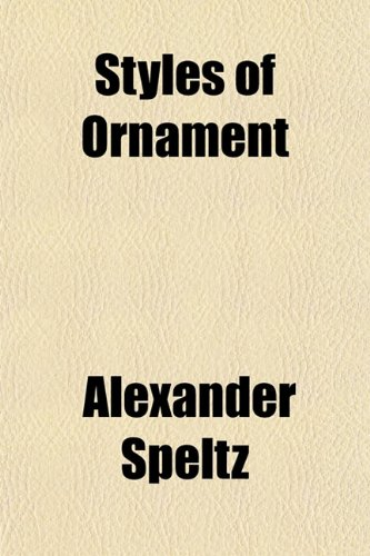 9781152805972: Styles of Ornament