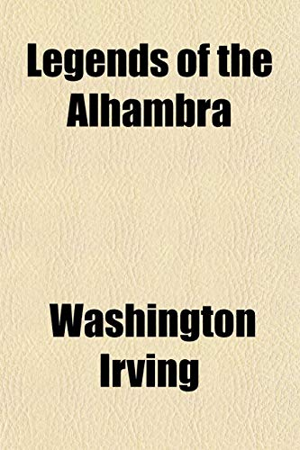 9781152998995: Legends of the Alhambra