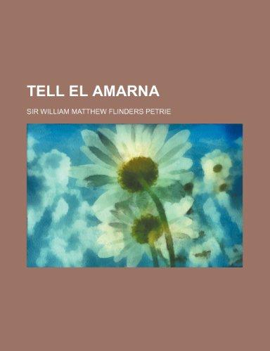9781153175395: Tell el Amarna