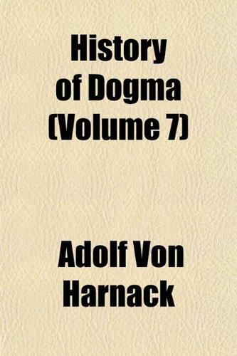 9781153348126: History of Dogma (Volume 7)