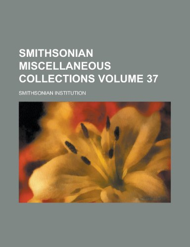 9781153422550: Smithsonian Miscellaneous Collections (V. 29 1887)