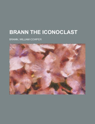 9781153593021: Brann the Iconoclast - Volume 12