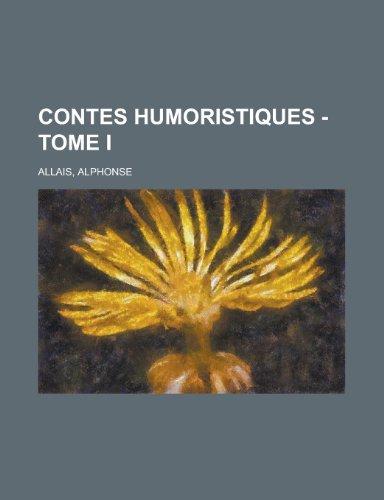 9781153597371: Contes Humoristiques - Tome I