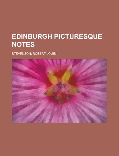 9781153603263: Edinburgh Picturesque Notes