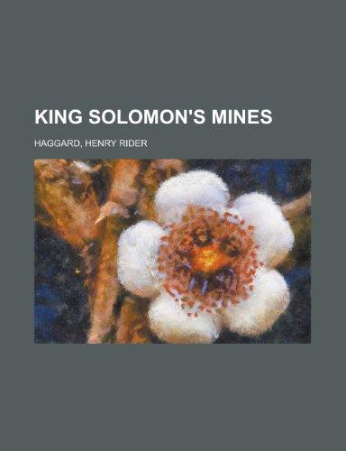 9781153634557: King Solomon's Mines