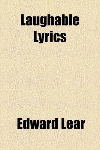 Laughable Lyrics (9781153636360) by Edward Lear