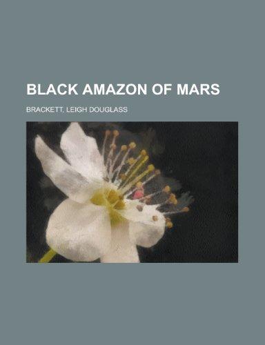 9781153652186: Black Amazon of Mars