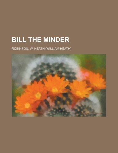 9781153658379: Bill the Minder