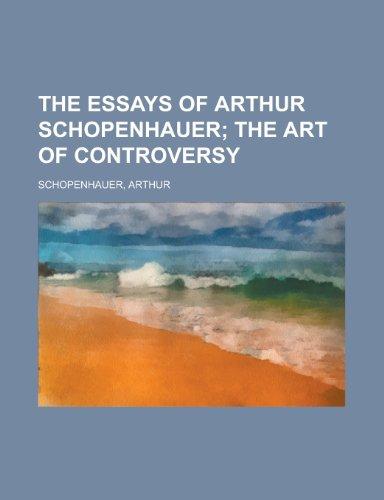 arthur schopenhauer  used books  rare books and new books   bookfinder com