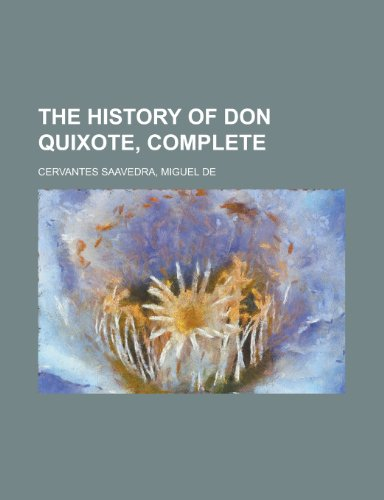 9781153705967: The History of Don Quixote, Volume 2, Complete