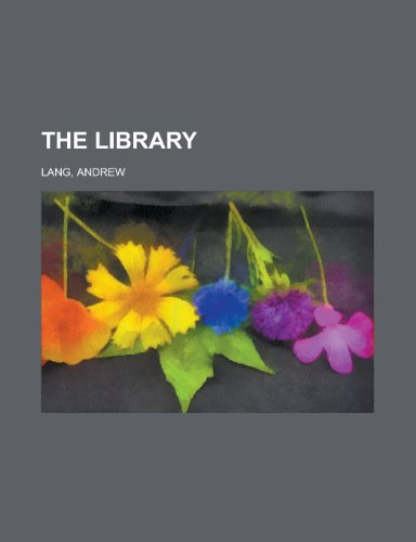 The Library (9781153708913) by Andrew Lang
