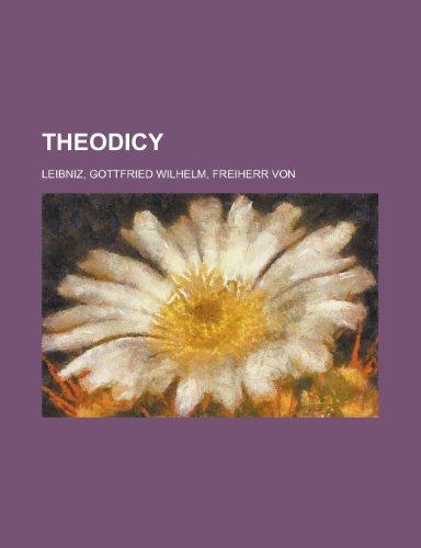 9781153715294: Theodicy