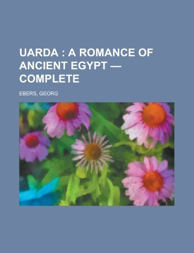 9781153729895: Uarda; A Romance of Ancient Egypt - Complete