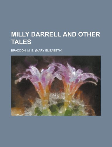 Milly Darrell and Other Tales (1153741229) by Braddon, Mary Elizabeth; Braddon, M. E.