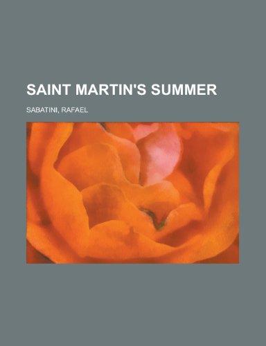 Saint Martin's Summer (9781153741576) by Rafael Sabatini