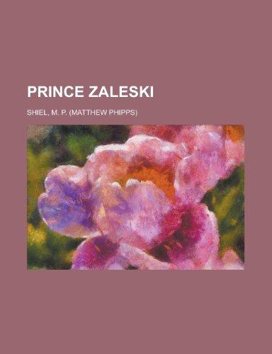 9781153742115: Prince Zaleski