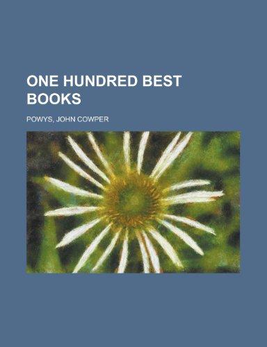 9781153743693: One Hundred Best Books