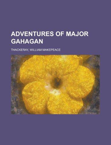9781153748292: Adventures of Major Gahagan