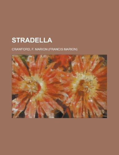 Stradella (115377562X) by F. Marion Crawford