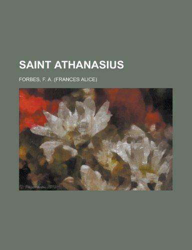 9781153806749: Saint Athanasius