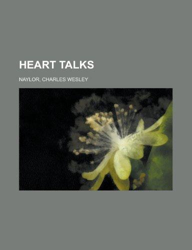 9781153814836: Heart Talks
