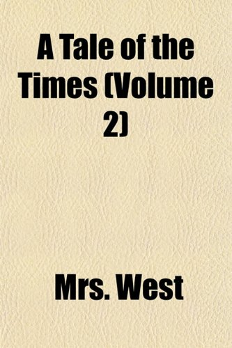 9781154074550: A Tale of the Times (Volume 2)
