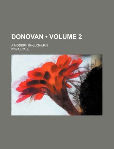 9781154079197: Donovan (Volume 2); A Modern Englishman