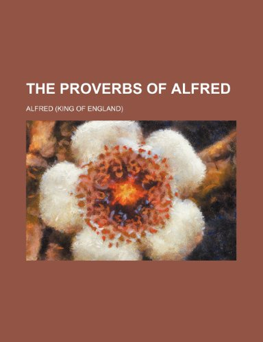 9781154265484: The proverbs of Alfred