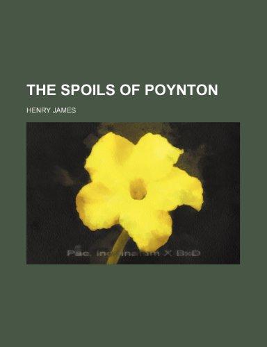 9781154318135: The spoils of Poynton